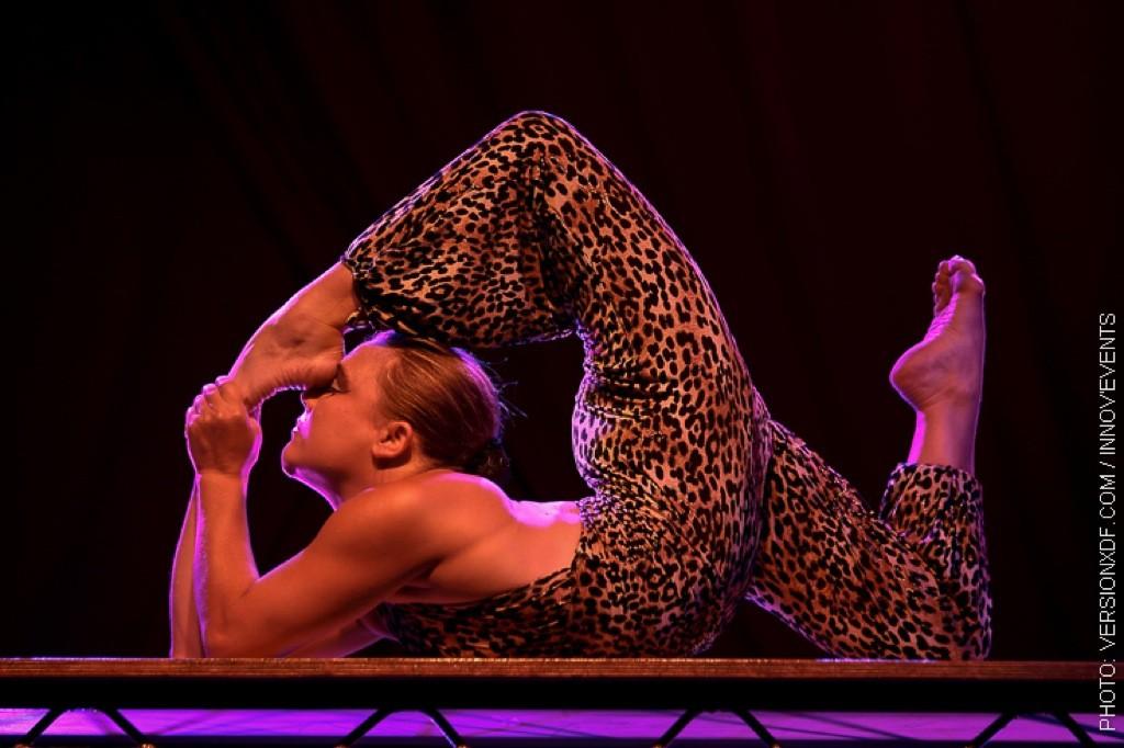 Nos artistes de cirque pour votre soirée
