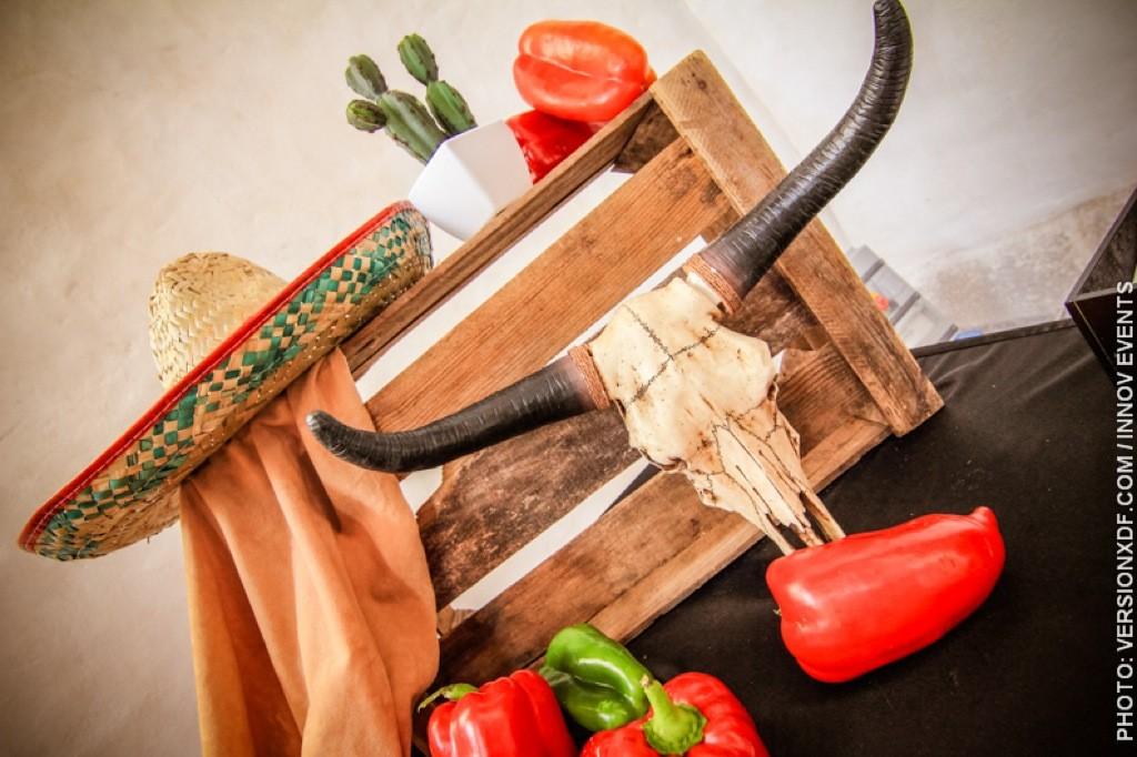 decoration-theme-mexique-buffet-soirée