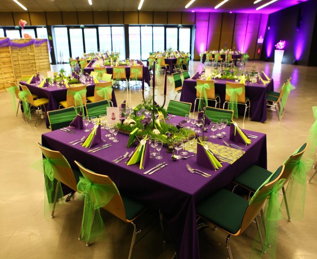 Salle mariage à Sirentz