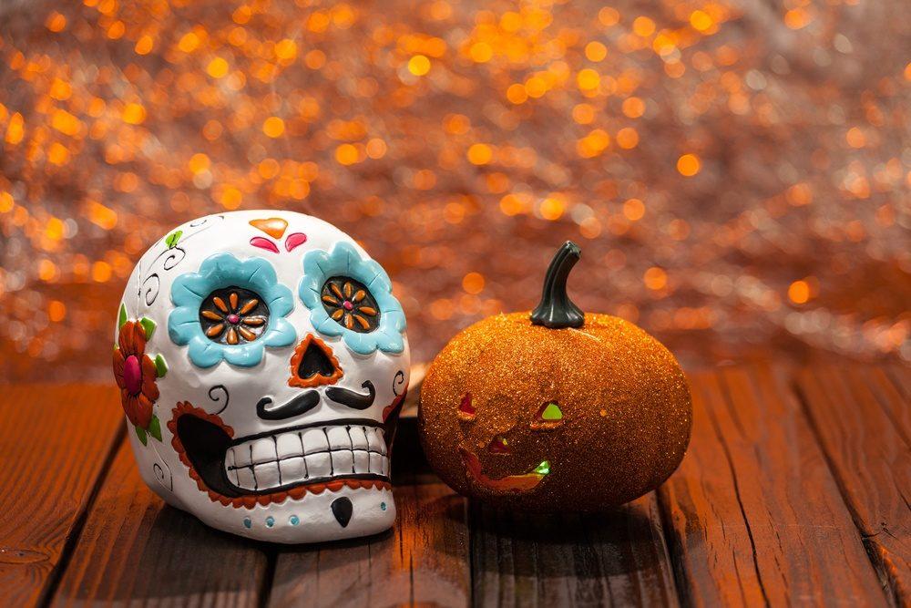 halloween tendance 2018 dia de los muertos