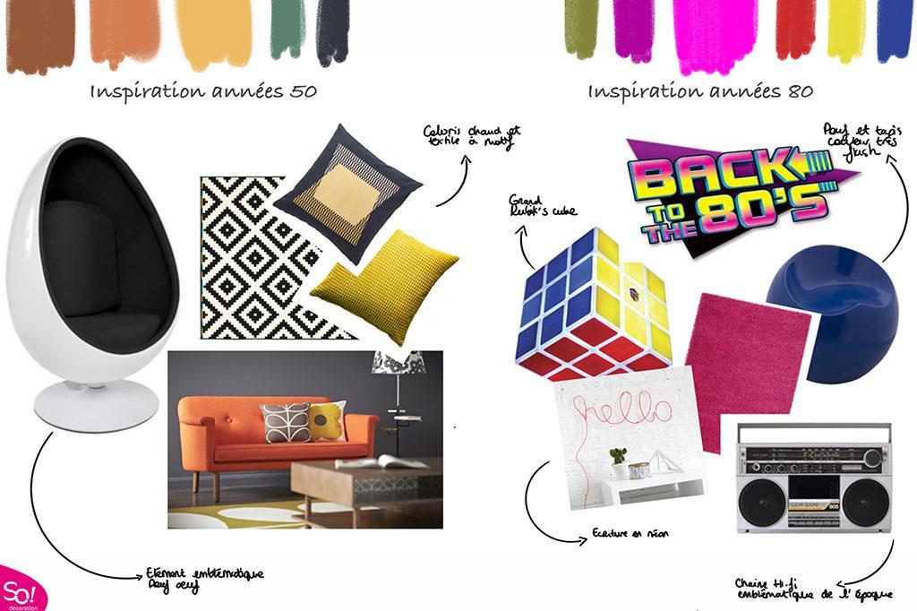 Création planche d'inspiration Mulhouse